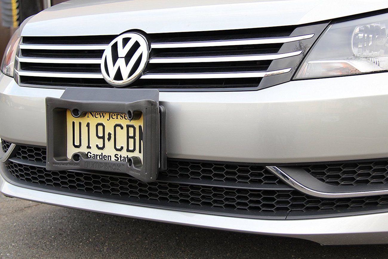 BumpShox XL License Plate Protector