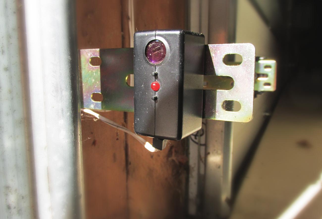 How To Reset Garage Door Opener >> Butler Residential Garage Door Opener » Gadget Flow