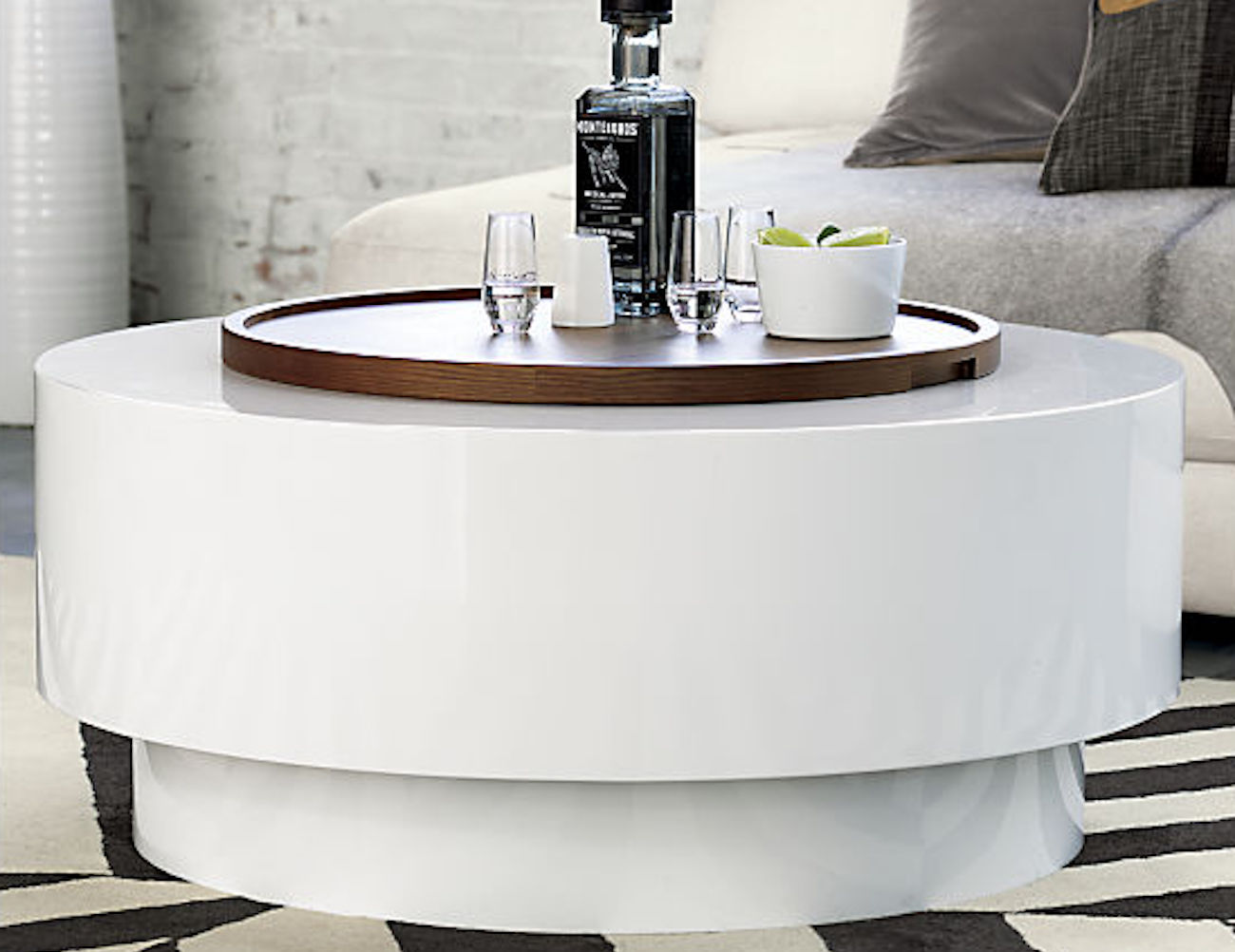 CB2 x Lenny Kravitz Ya Ya Coffee Table