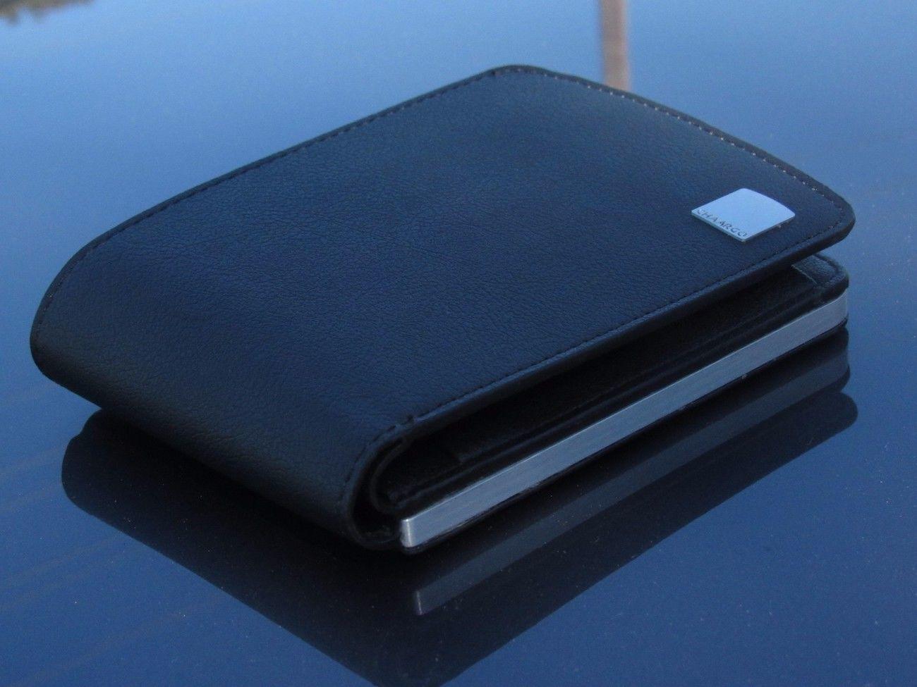 CHAARGO Wireless Charging Wallet