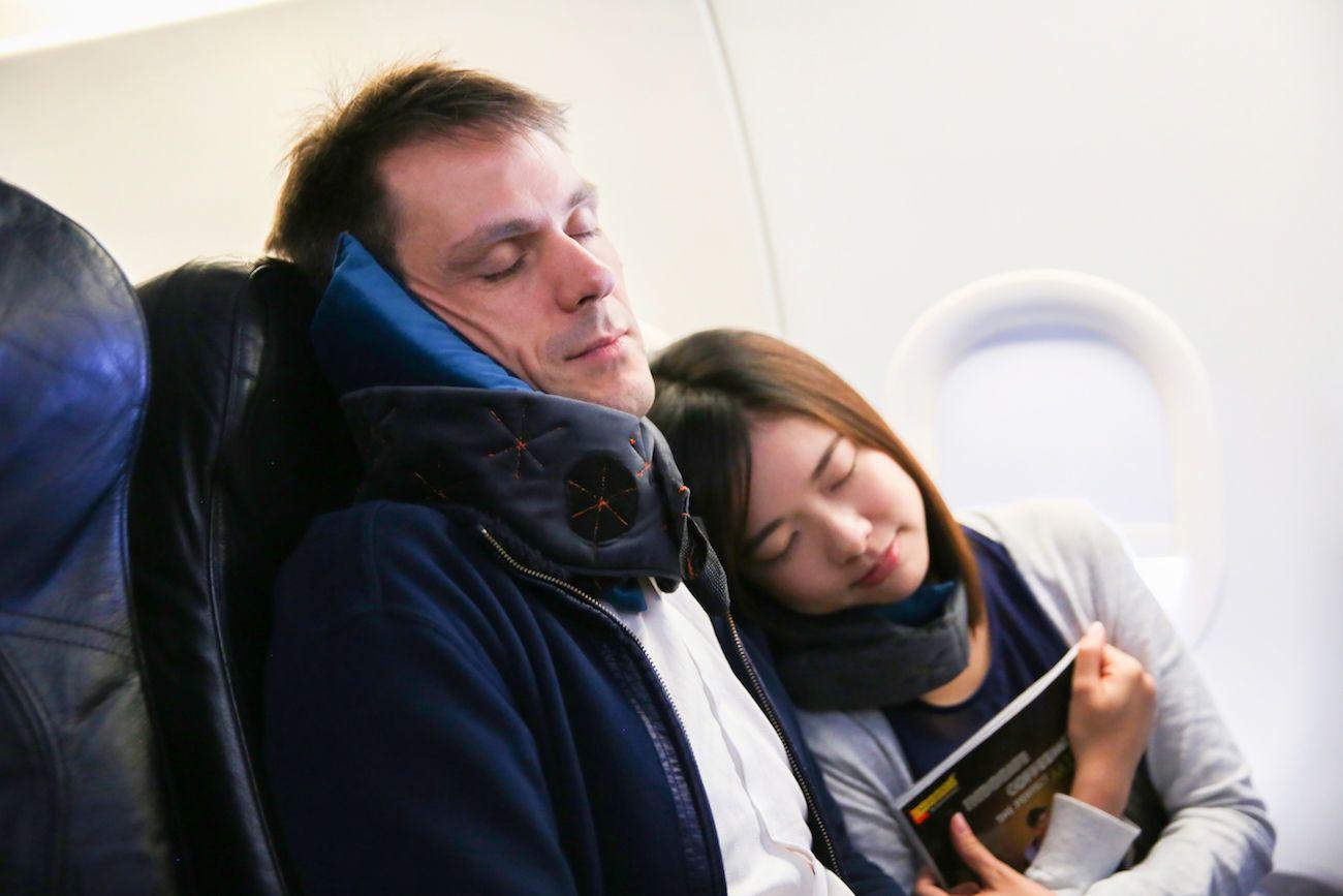 CORI TRAVELLER Pillow