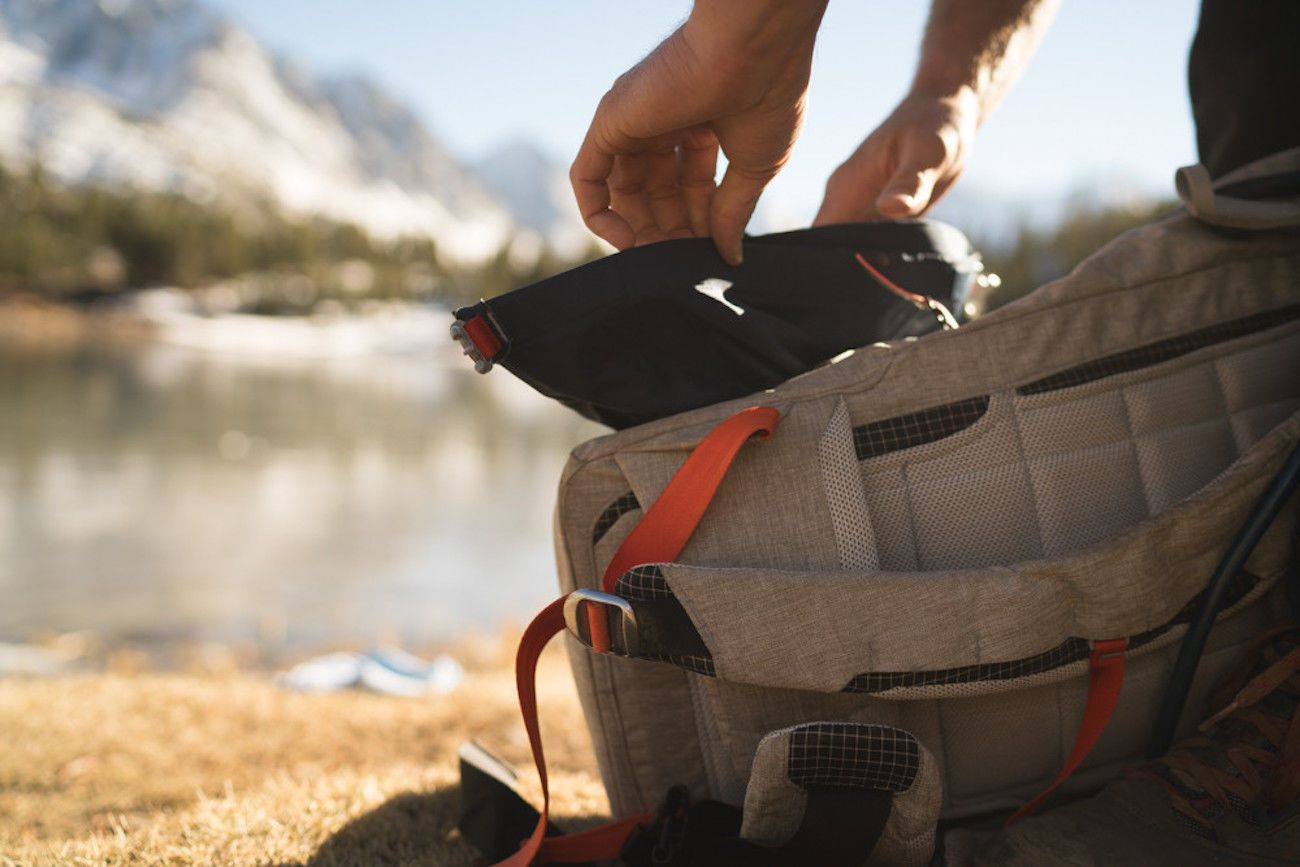 Cabrillo Dry Travel Camera Bag