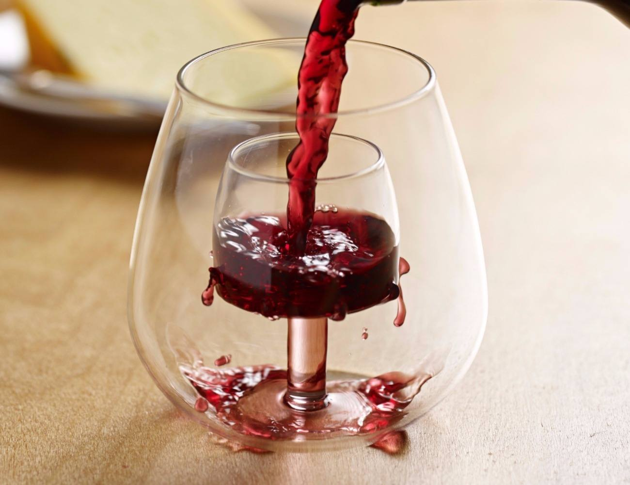 Easily Aerate Your Wine with These Special Chevalier Glasses