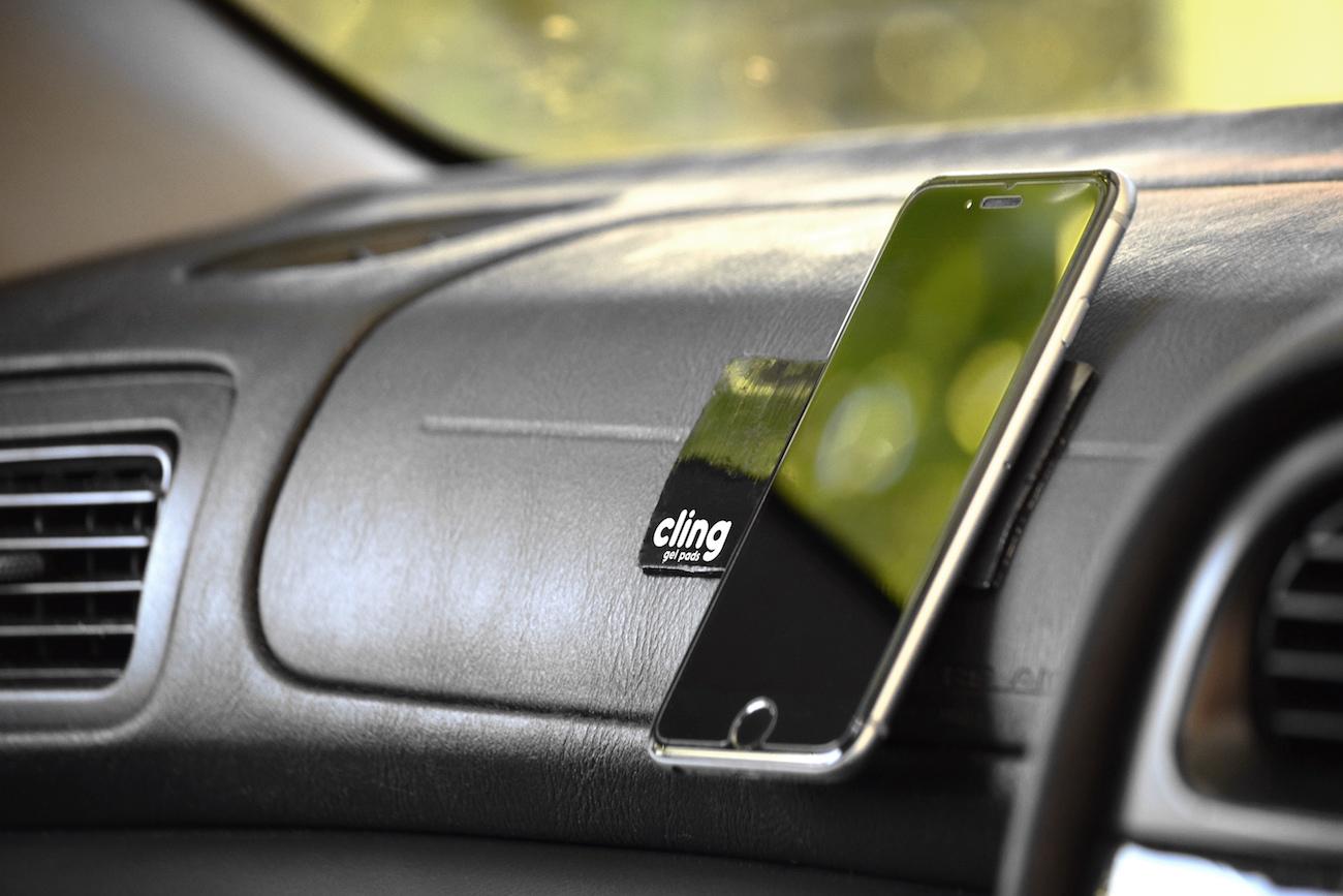 Cling Nano Strips Gel Adhesive Pads