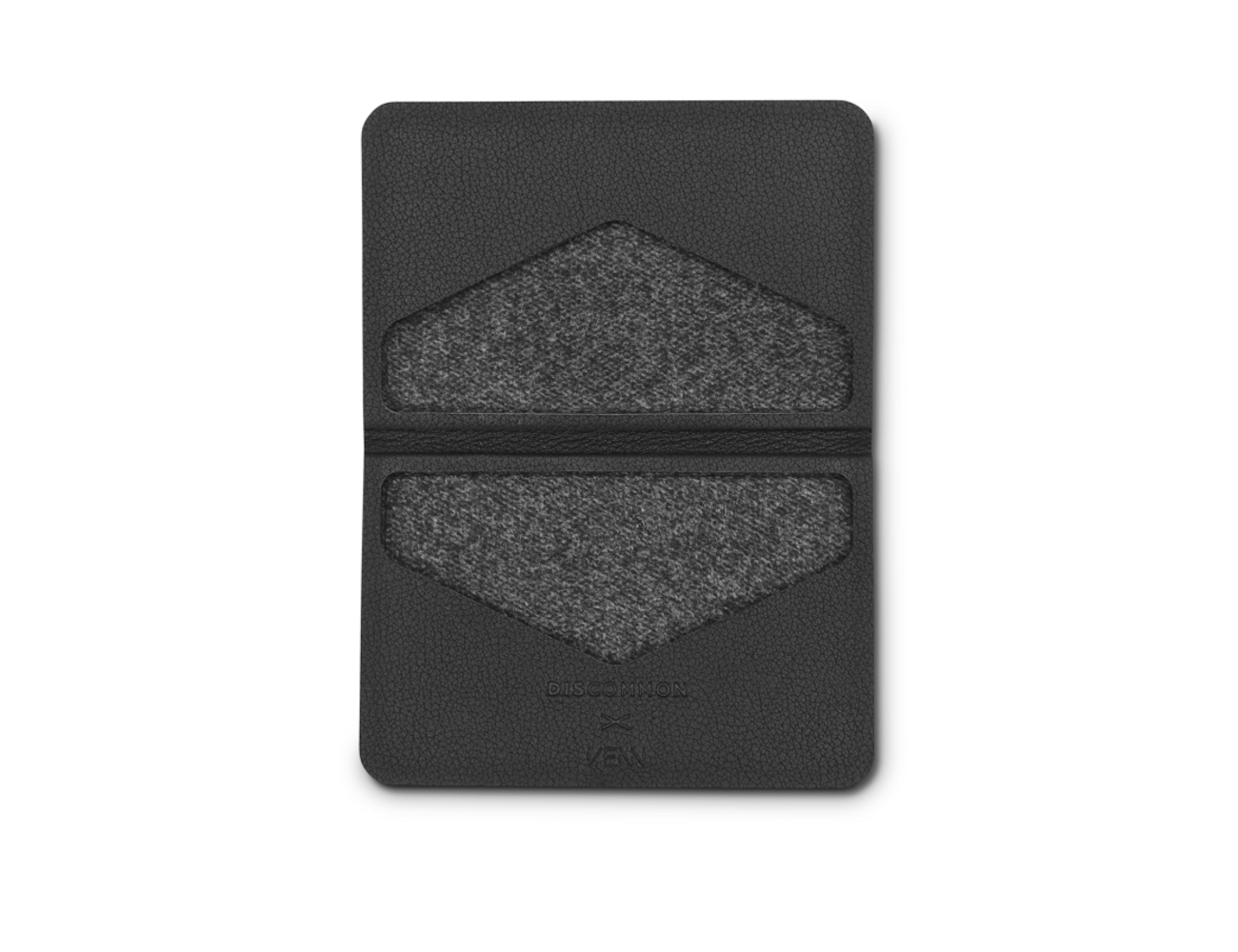 Discommon Thermoformed Leather Card Wallet