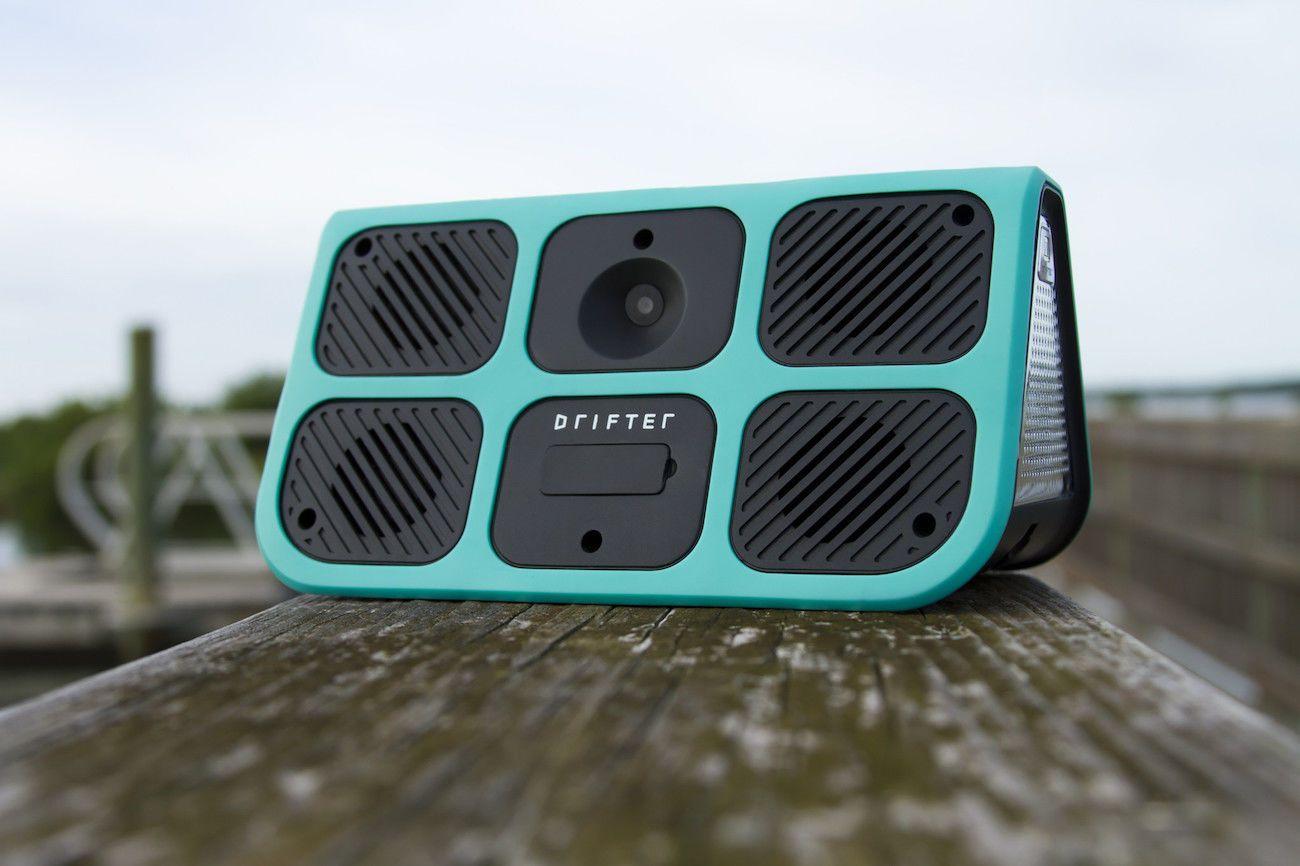 Drifter Portable Smart Action Speaker