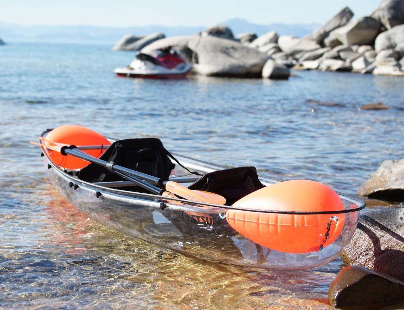 Driftsun+2-Person+Transparent+Kayak