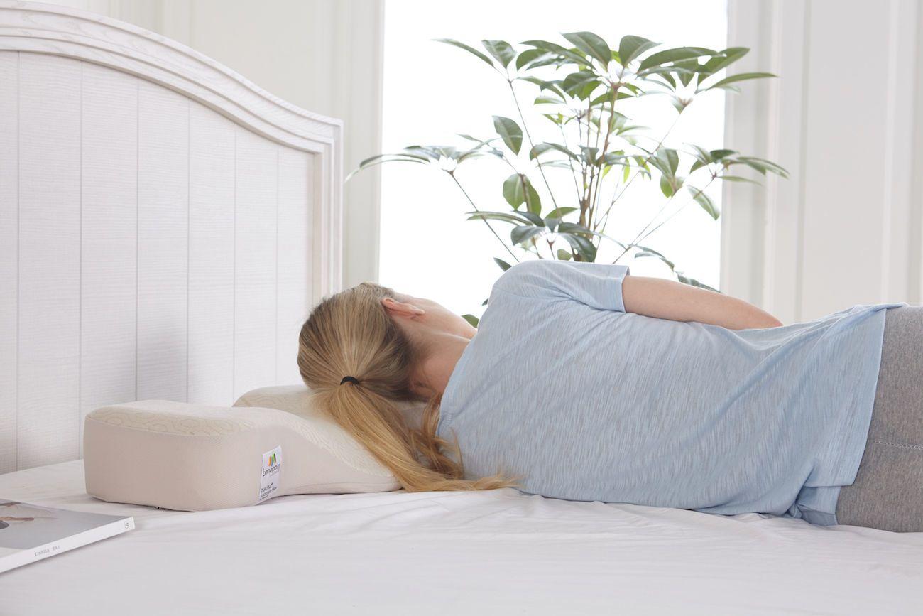 Dual Plus Ergonomic Pillow 187 Gadget Flow