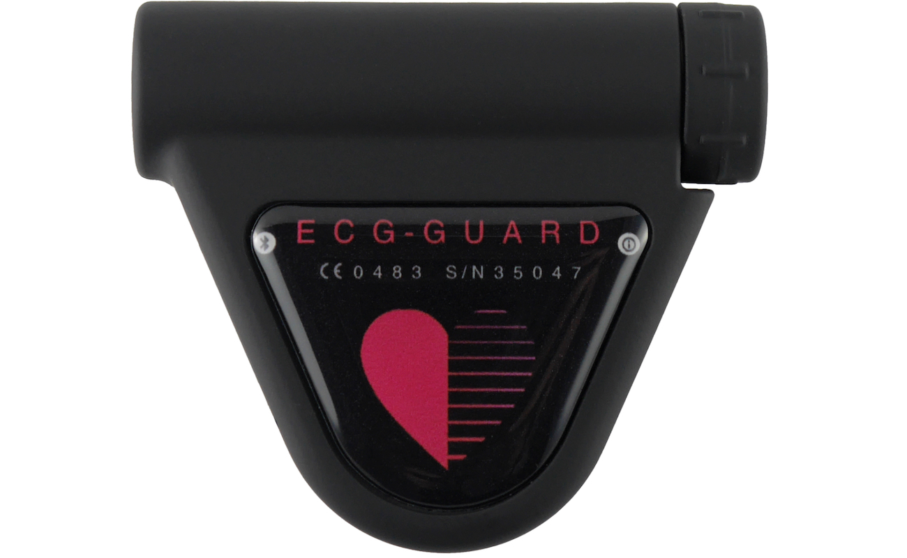 ECG-Guard Wearable Health Monitor