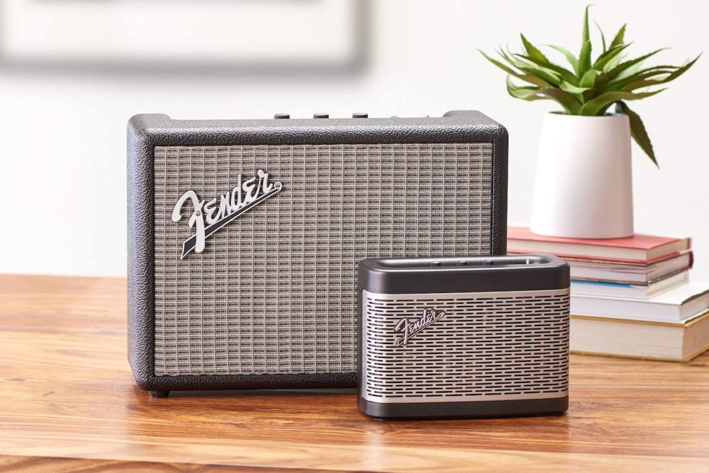 Fender+Portable+Bluetooth+Speakers