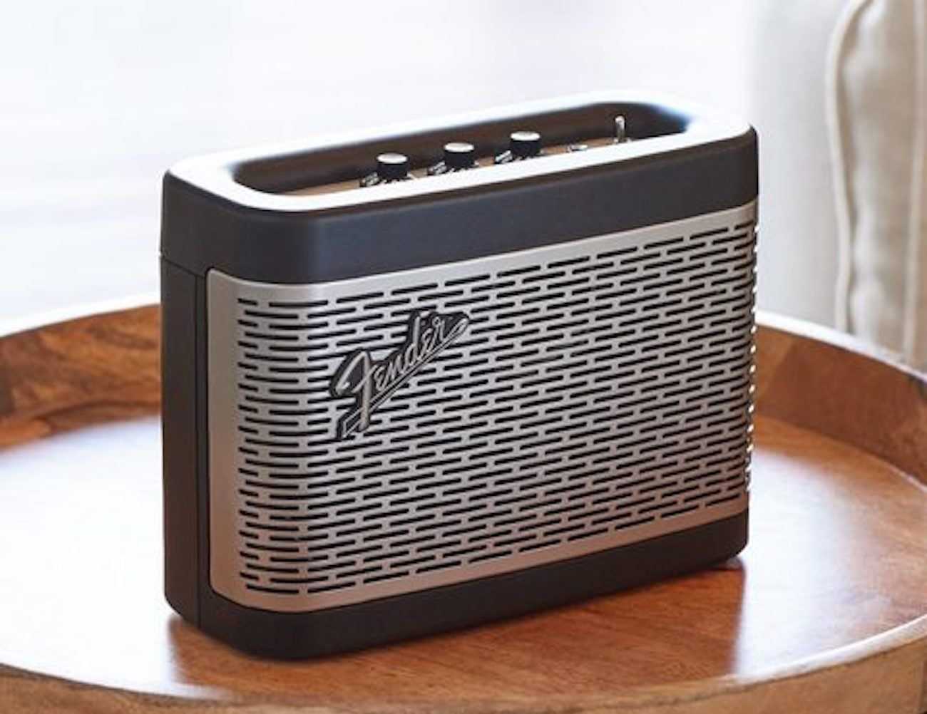 fender portable bluetooth speakers gadget flow