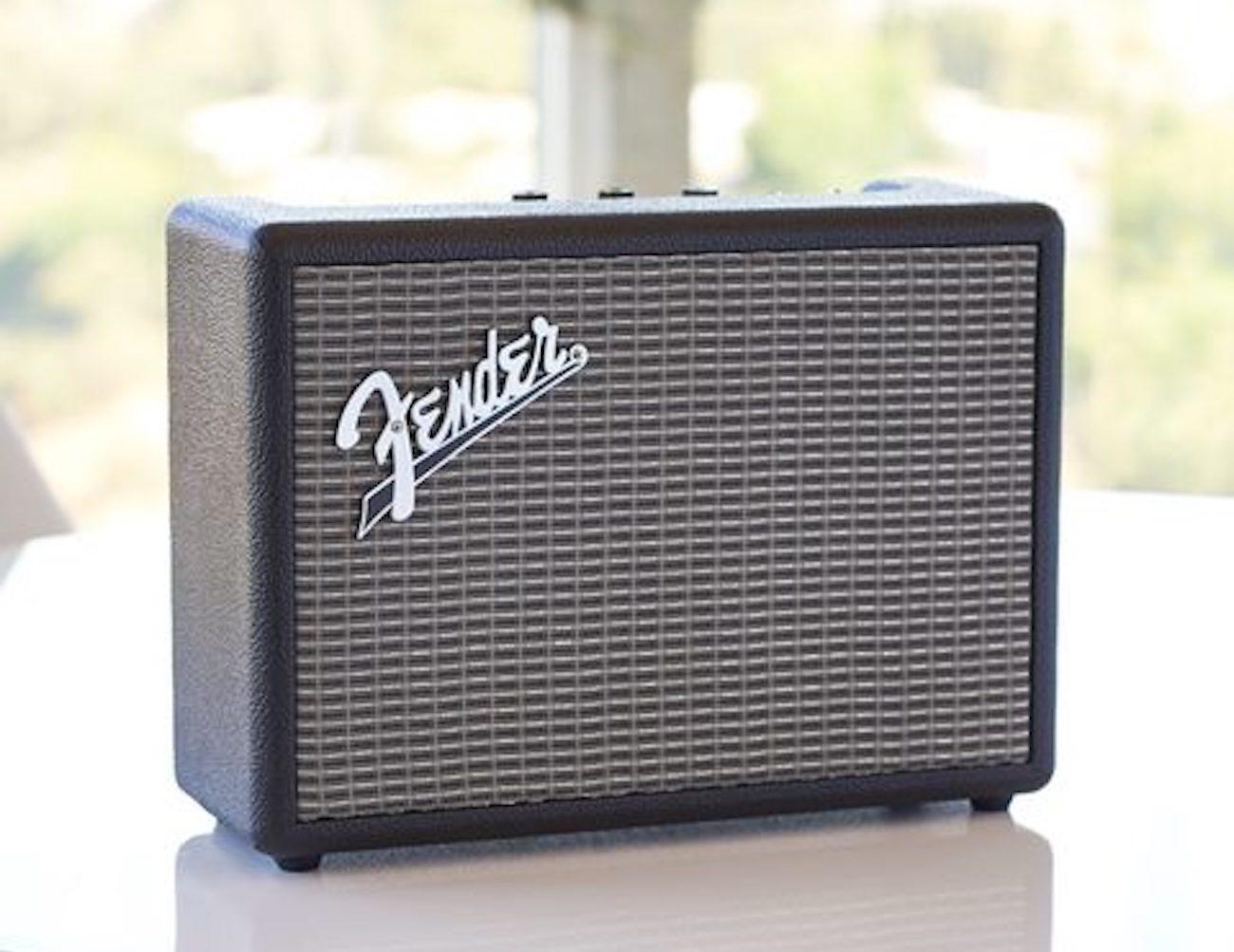 Fender Portable Bluetooth Speakers