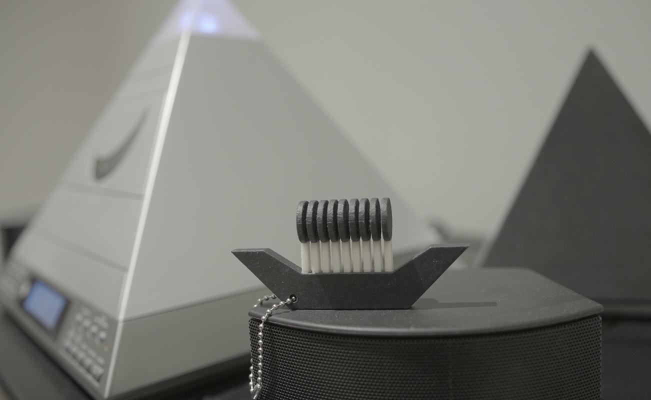 Fidget Shuffler Audio Feedback Fidget Device