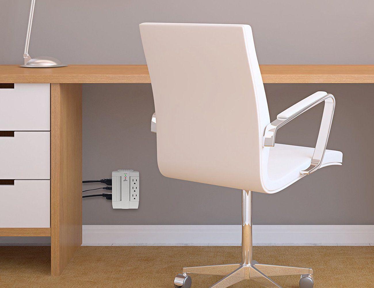 Globe Electric Swivel USB Power Strip