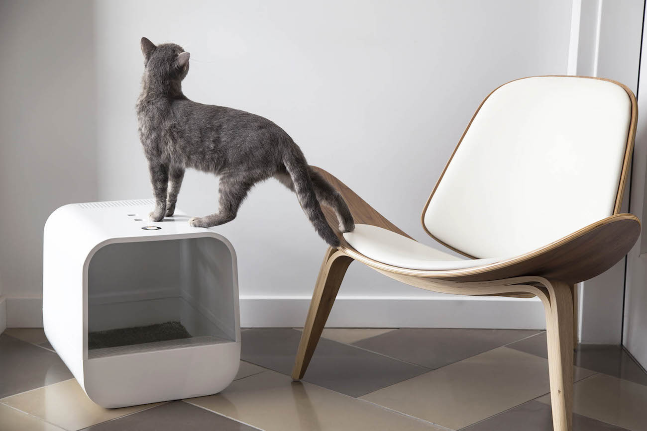 Grand PooBox Modern Litter Box