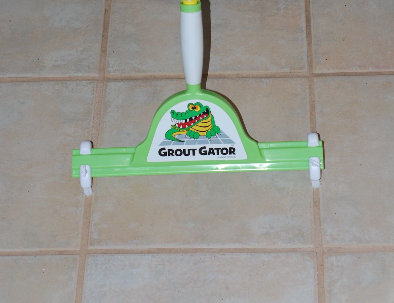 Grout Gator Adjustable Grout Brush