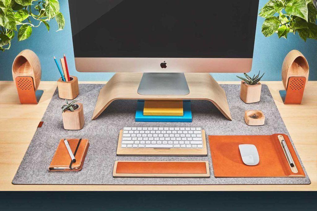 Grovemade+Wool+Felt+Desk+Pad