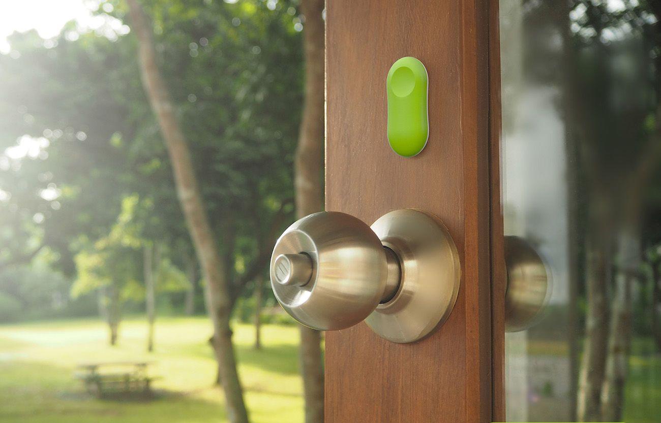 GuardPeanut Smart Anti-Theft Alarm