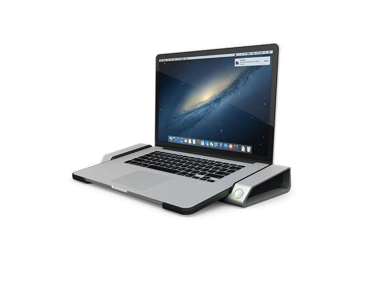 Henge Docks Horizontal MacBook Pro Docking Station