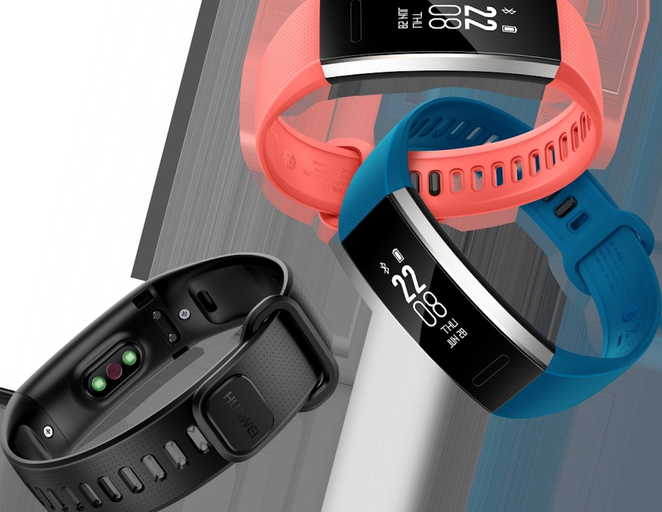 Huawei Band 2 Series Smart Wearables