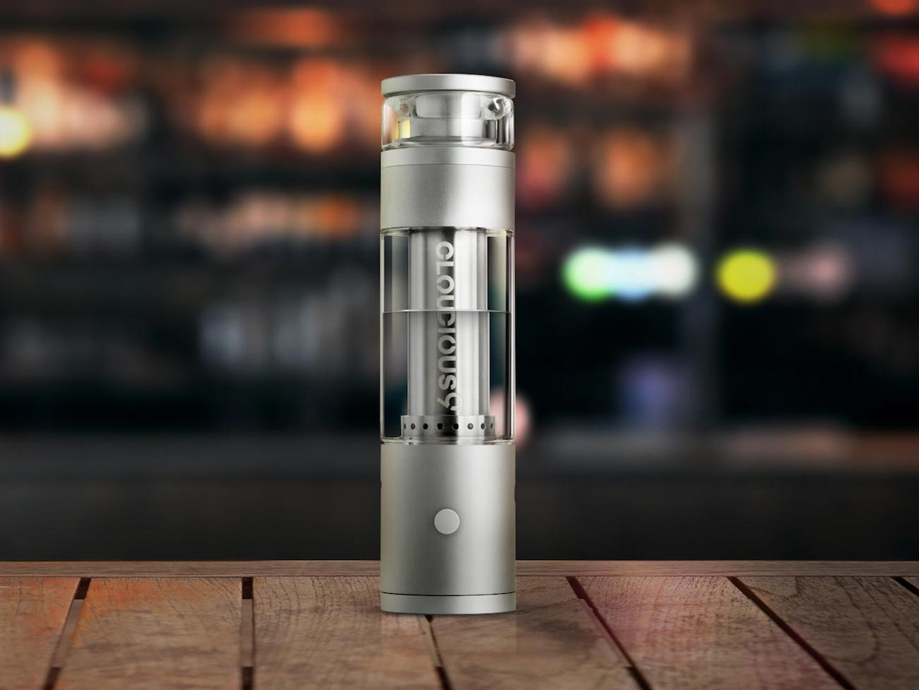 Hydrology9 Liquid Filtration Dry Herb Vaporizer