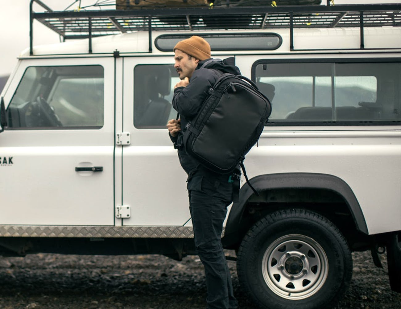 Incase+Tracto+Convertible+Duffle+Backpack