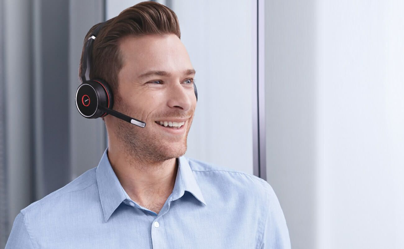Jabra Evolve 75 Wireless Office Headset