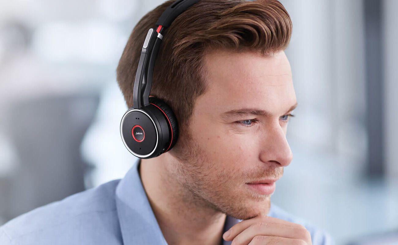 Jabra Evolve 75 Wireless Office Headset