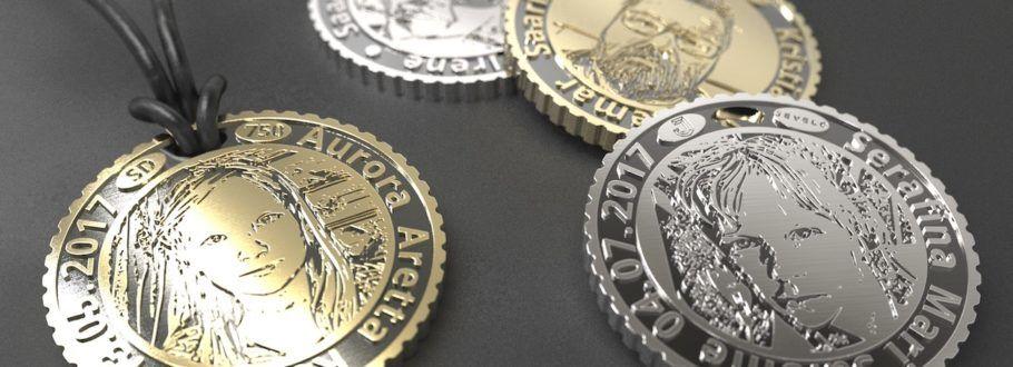 Jevelo Coin Custom Jewelry Makes a Unique Gift