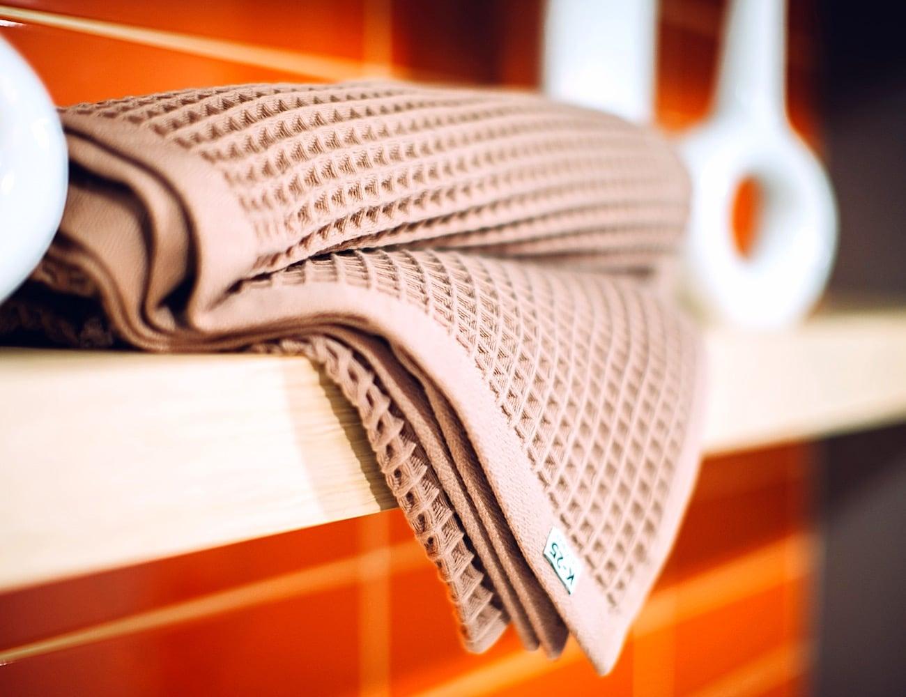 K-25 Smart Hair and Bath Towels