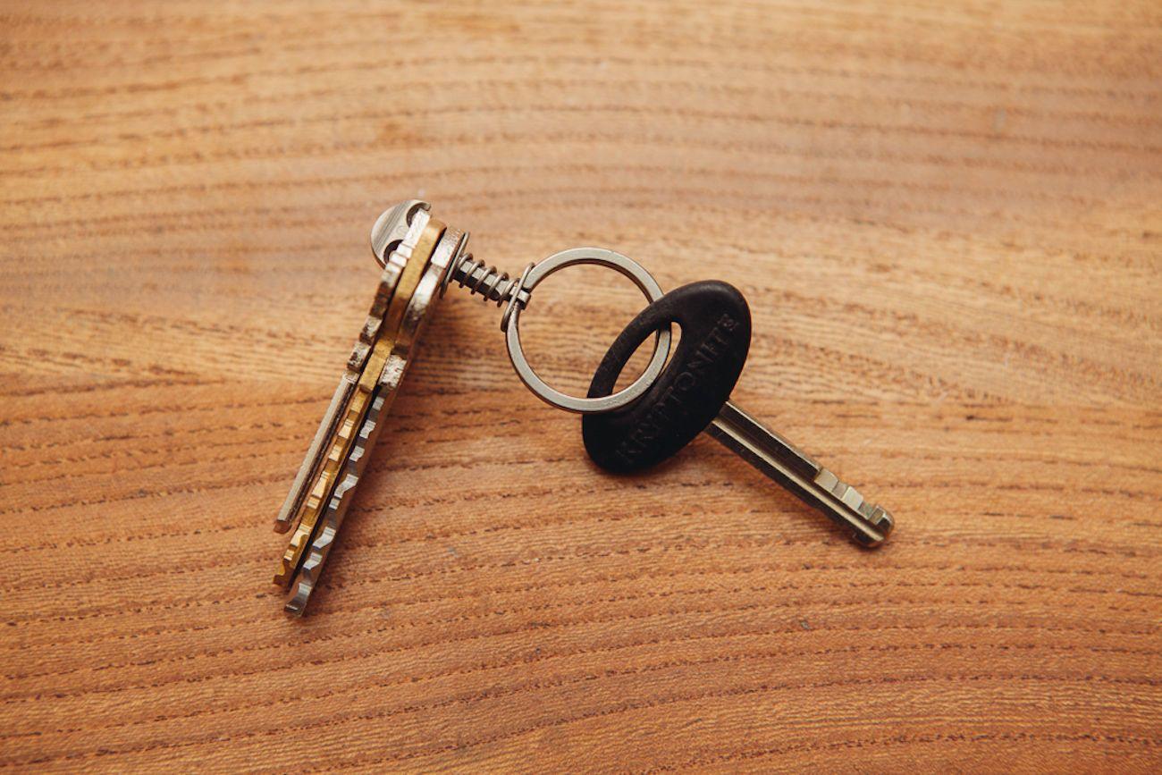 KEYANCHOR Micro Key Organizer & Multi Tool