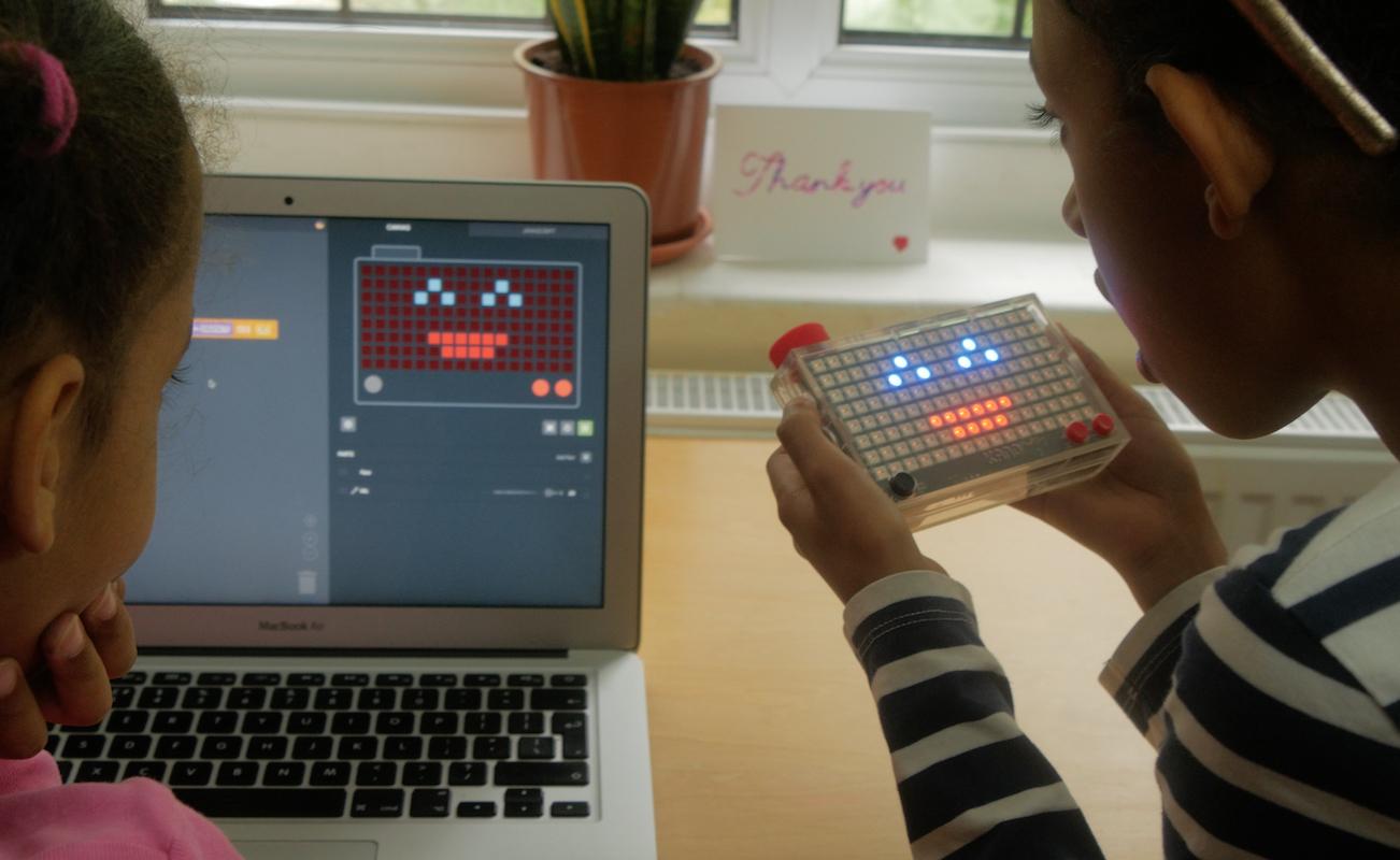 Kano Pixel Kit Educational Coding Kit