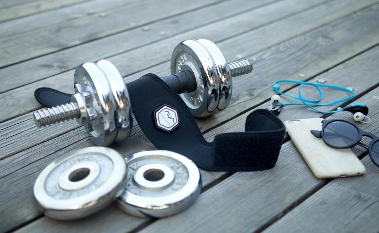 KeenBrace Muscle Motion Sports Wearable