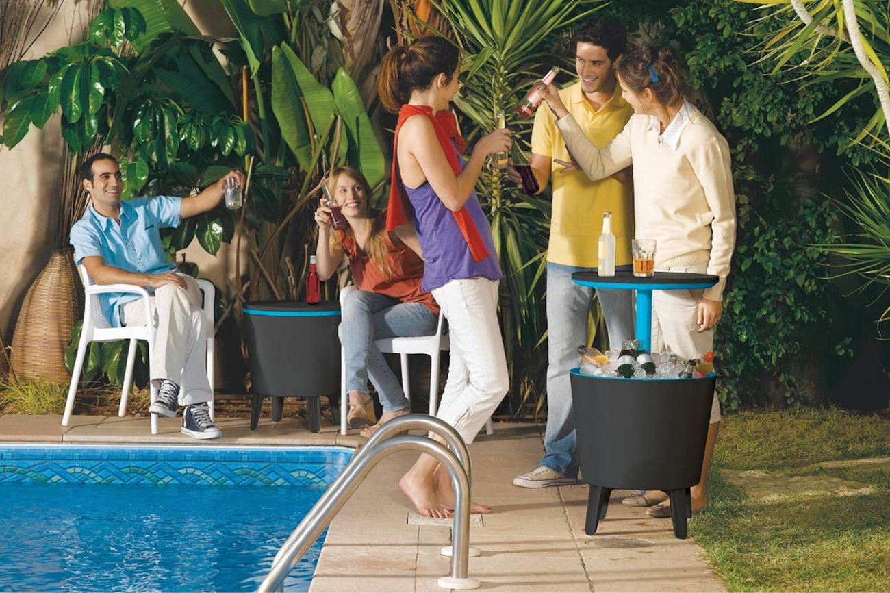 Keter Cool Bar Concealed Cooler