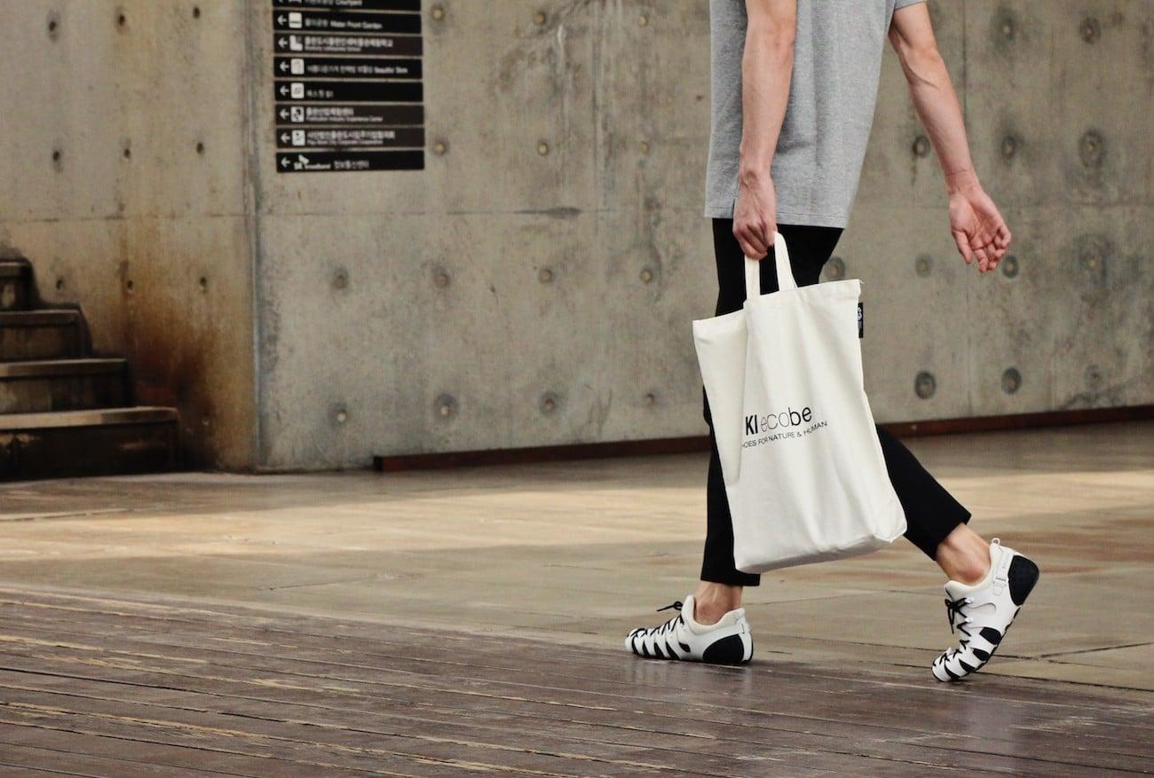 Ki ecobe Customizable Self-Assembled Footwear