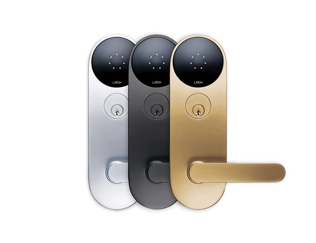 Latch M Series Intelligent Door Lock