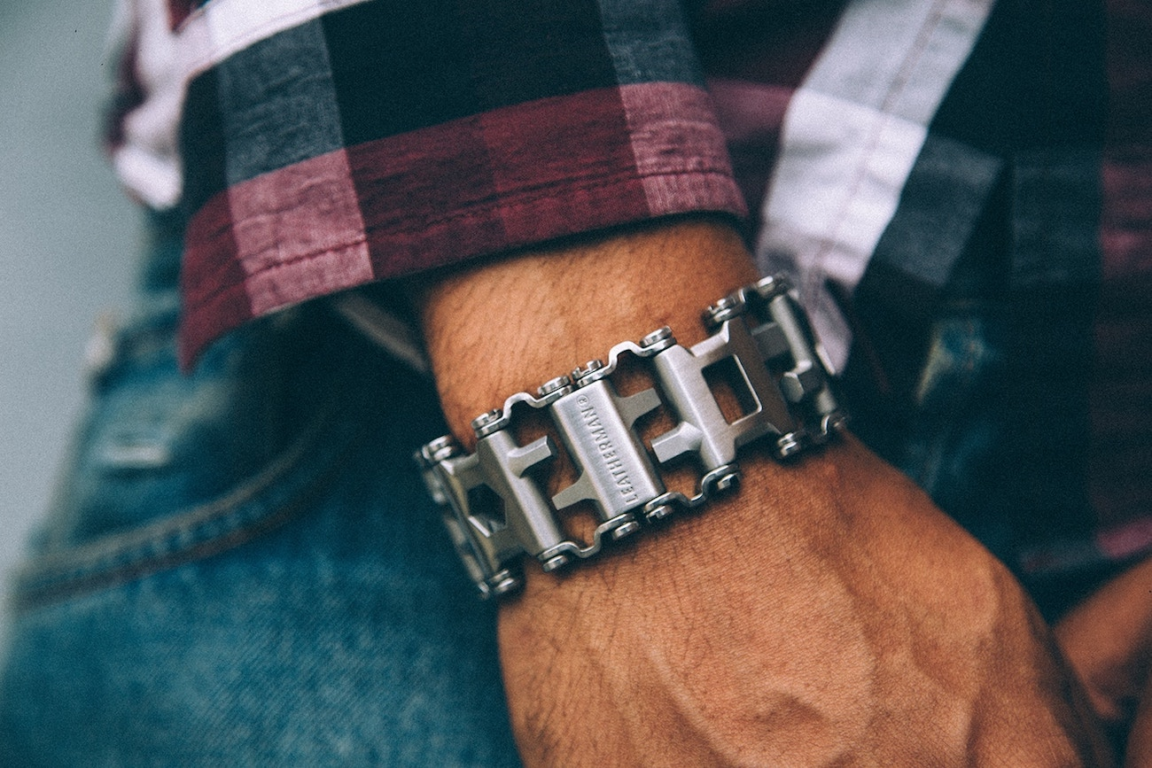 Leatherman Tread Apple Watch Adapter