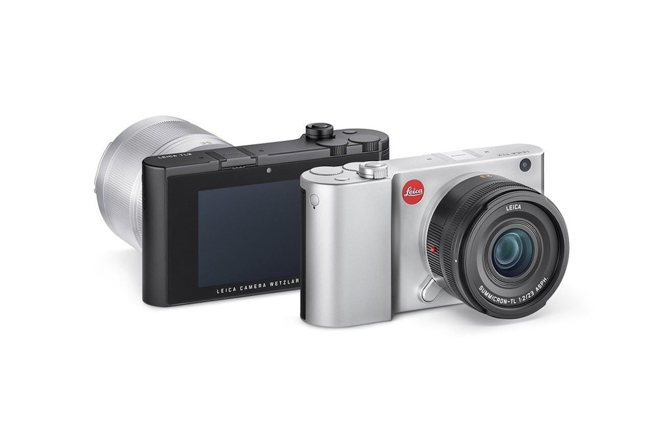 Leica tl2 compact mirrorless camera gadget flow for Camera minimal