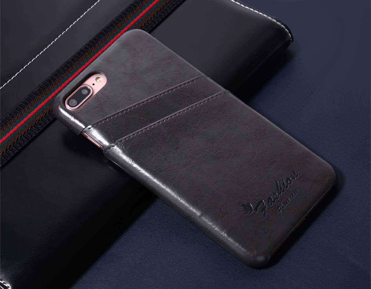 Luxury iPhone Wallet Case