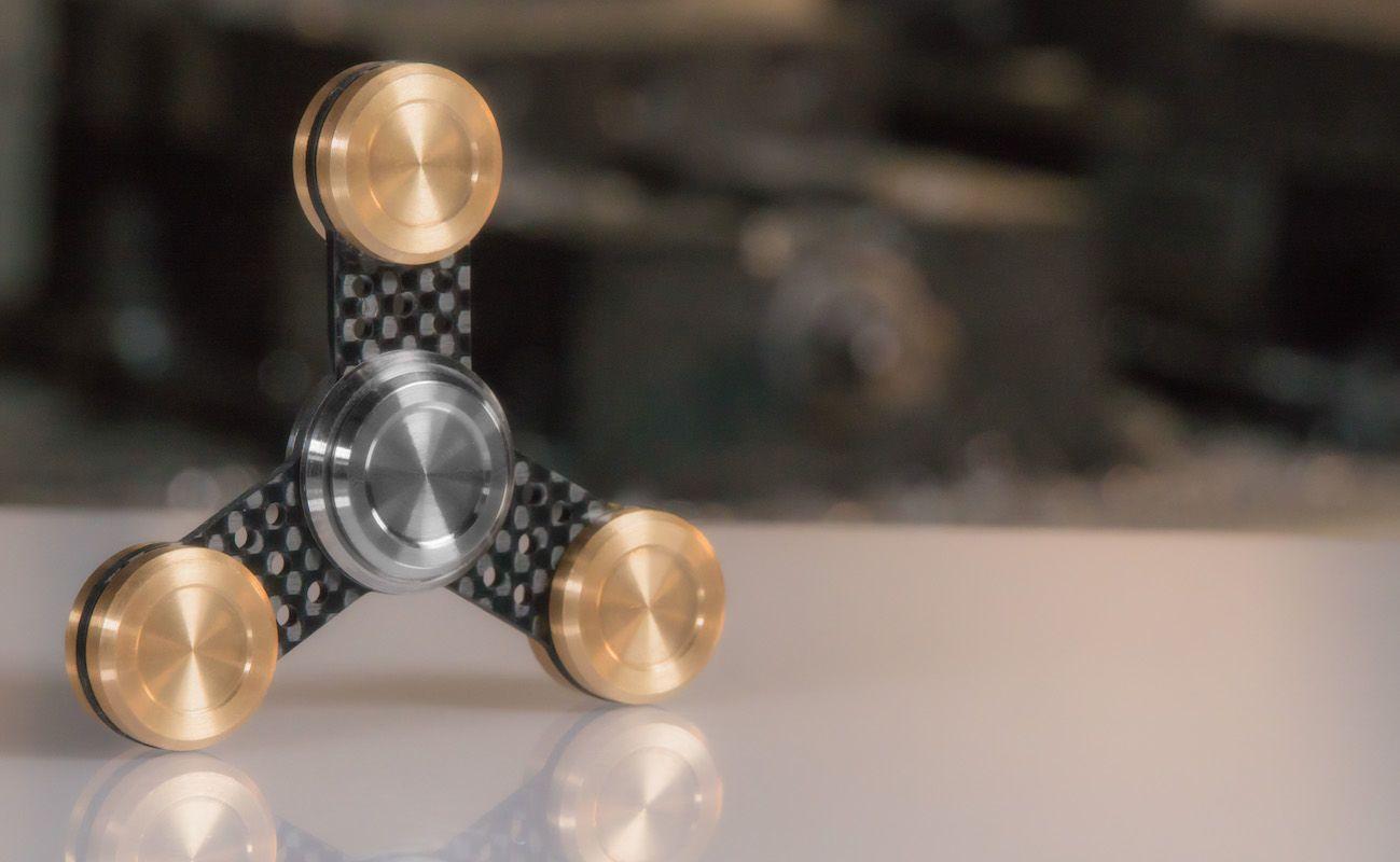 MINIMA Minimalist Fidget Spinner