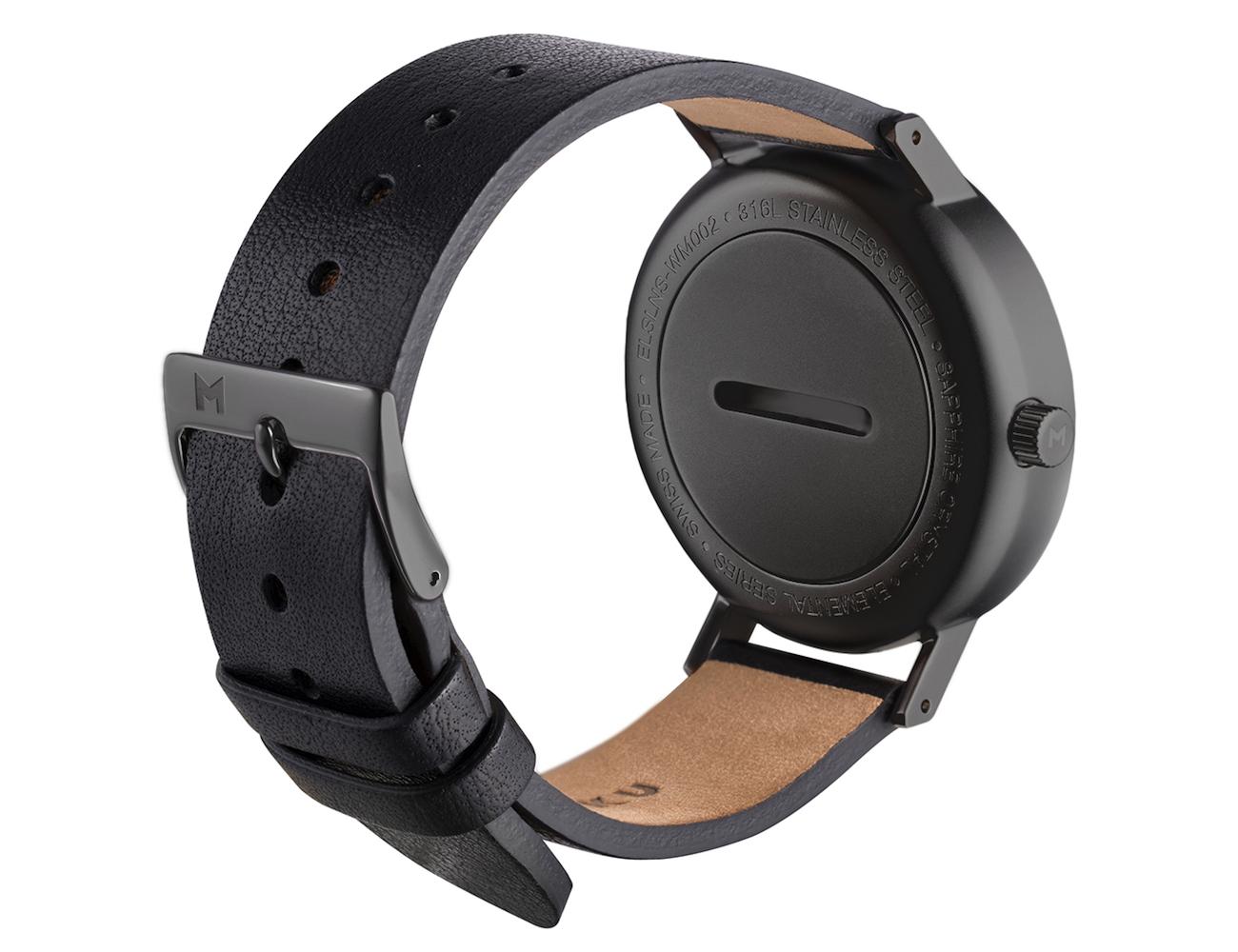 MYKU Black Onyx Watch
