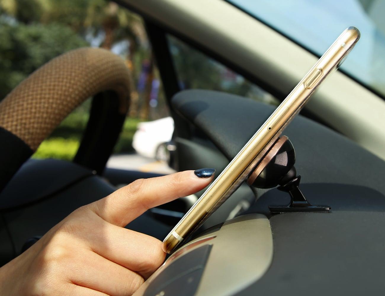 Baseus 360-Degree Magnetic Car Phone Holder