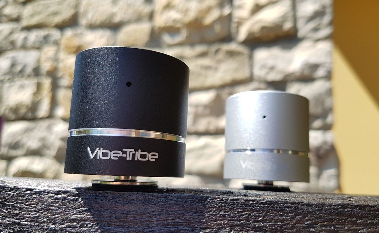 Mini Troll Compact Resonance Speaker