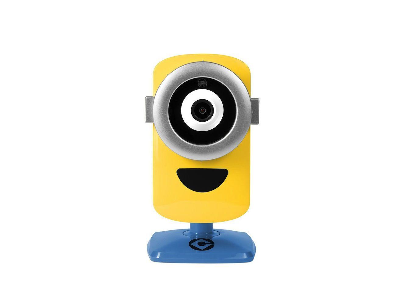 Minion HD Wi-Fi Security Camera