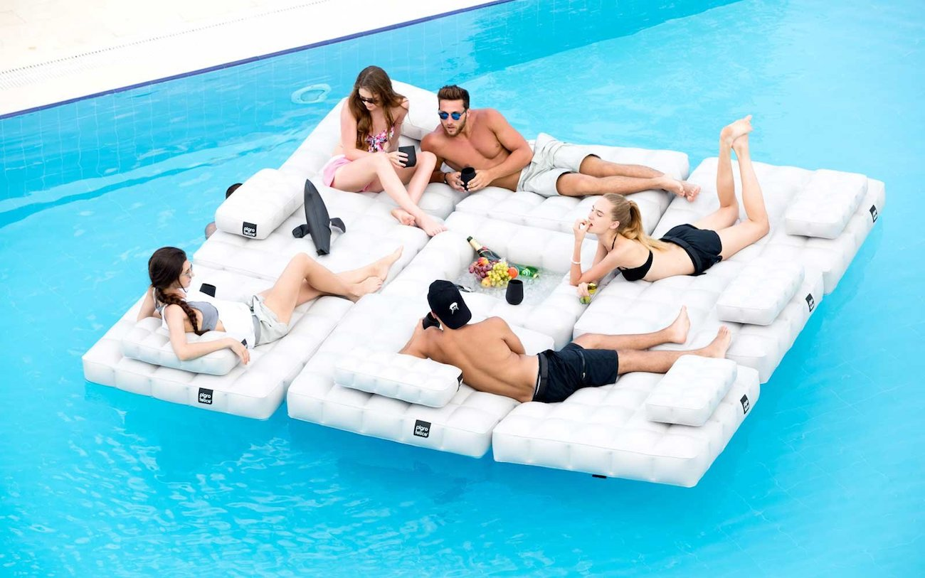Modul'Air 3-in-1 Premium Inflatable Armchair
