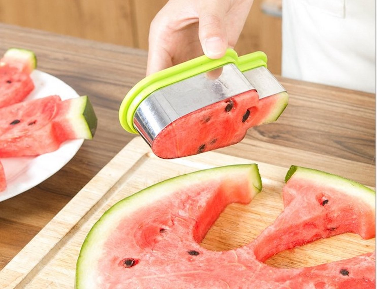 Muangan Popsicle Shape Watermelon Cutter
