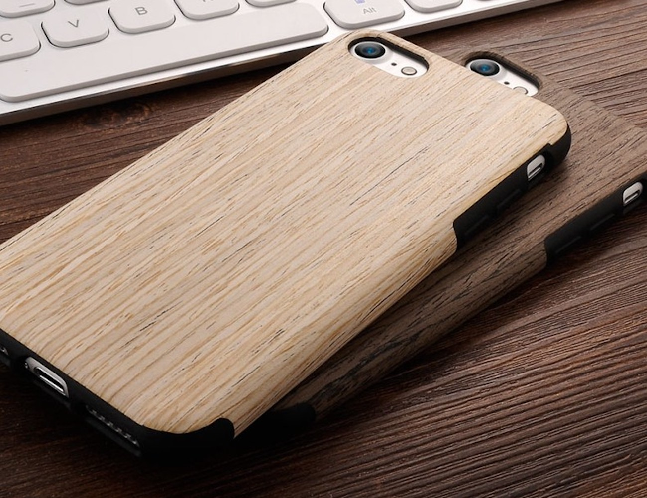 Natural Soft Silicone iPhone 7 Case