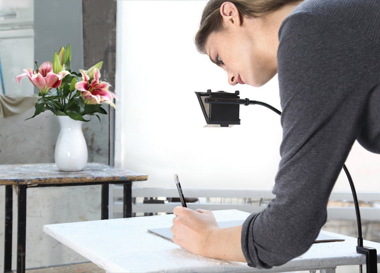 NeoLucida XL Optical Drawing Aid