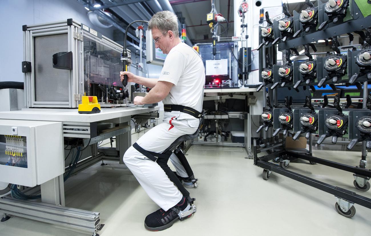 Noonee Chairless Exoskeleton Chair
