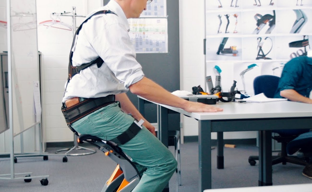 Noonee Chairless Exoskeleton Chair